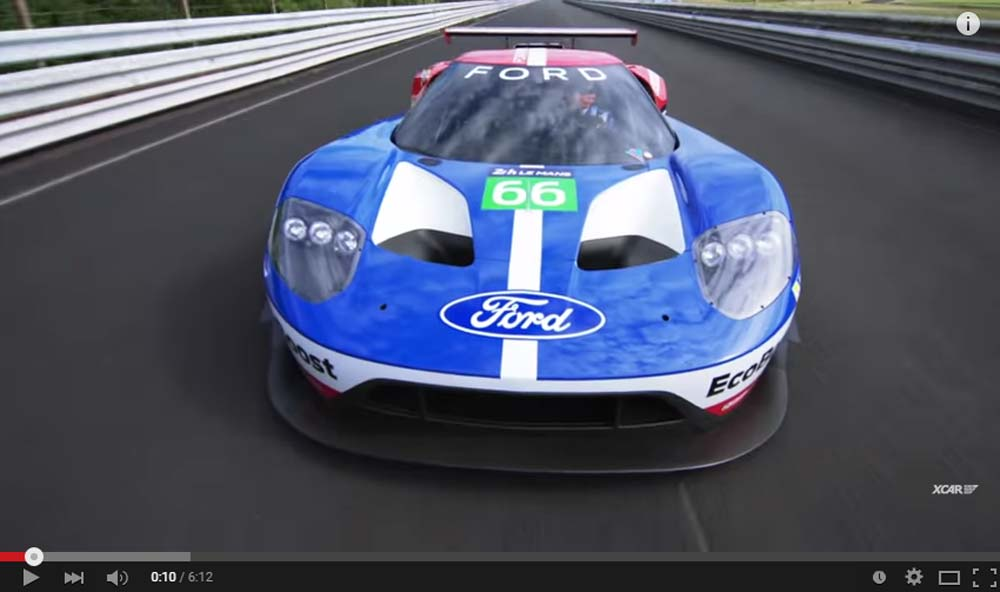 The Phenomenal Ford GT Is More Amazing Than You Could Ever Imagine
