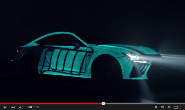 Lexus Made Something That Shows How Exciting is the RC F