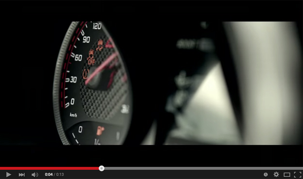 Mercedes Teases Us With The New C63 AMG Coupe