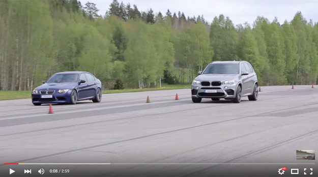 The New BMW X5M Is Faster Than The Previous Gen M3 V8