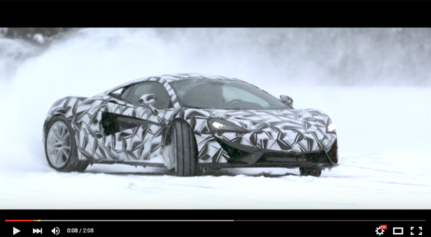 McLaren Did A Thorough Job Developing Its New Sports Series Cars