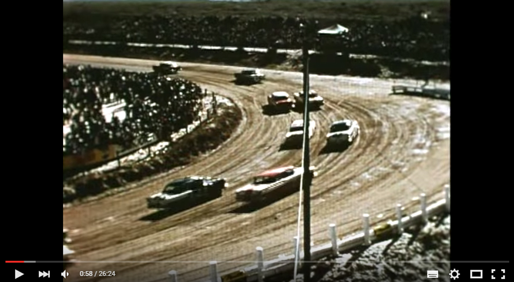 The Incredible 1957 Daytona Beach Race Will Leave You Speechless