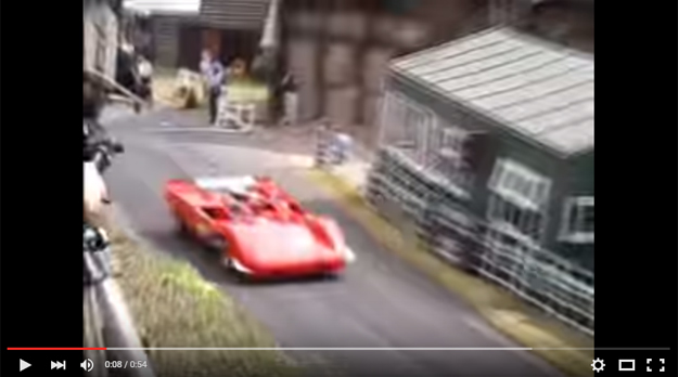 Ferrari Built A Tiny V12 For A Special Car That Eventually Won Every Race It Raced