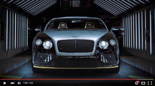 This Is How Bentleys Are Made