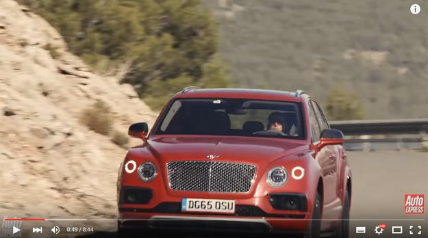 Bentley Bentayga Review Shows Us How Surreal The World Can Be
