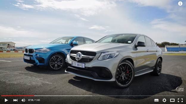 The Biggest German Super SUVs In An Epic Head To Head Clash