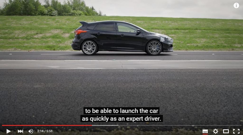 The Sixth Ford Focus RS Movie Walks Us Through Engine Design And Production