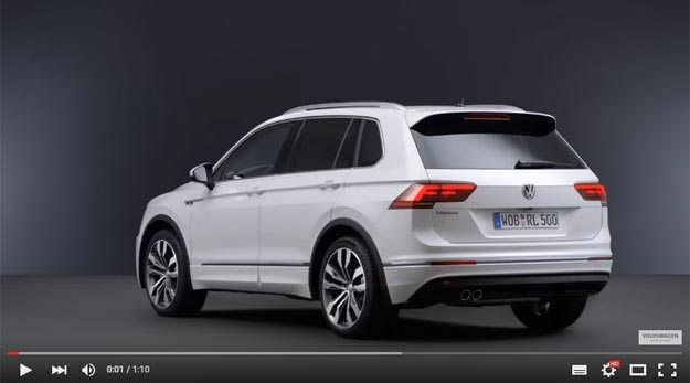 Learn A Lot About The New Tiguan In These Videos