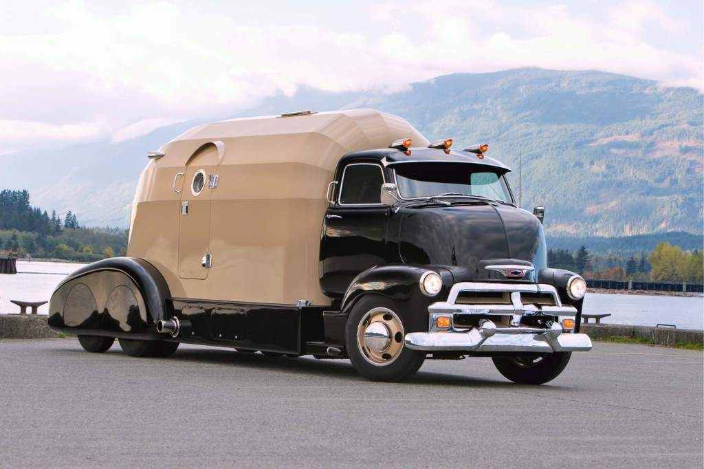 Is This The Most Epic Motorhome Ever?