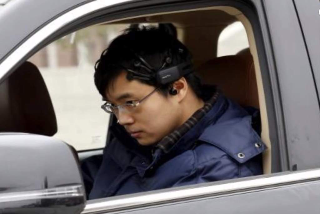 The Chinese Apparently Created A Functional Brain Controlled Car