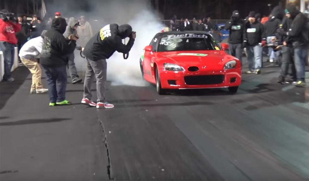 This Is The Fastest Honda S2000 In The World And It Could Beat The Veyron SS
