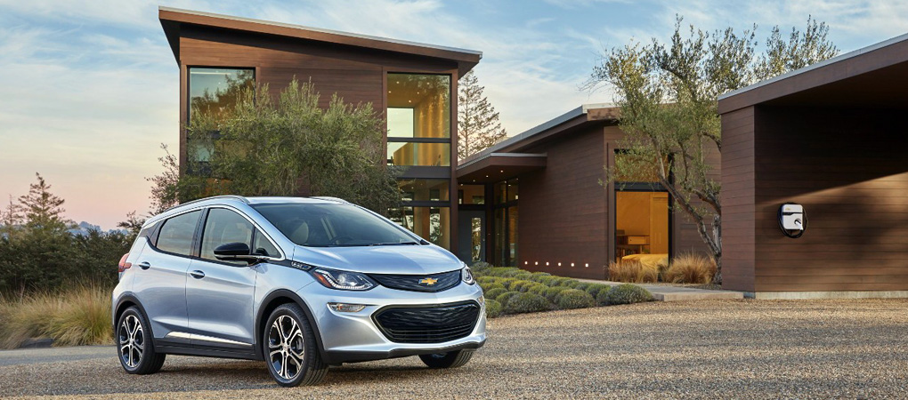 Chevrolet Revealed The New Practical Electric Bolt With The Power Of A VW GTI