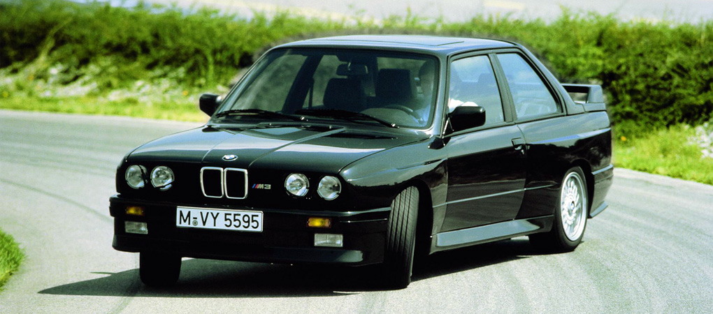 BMW Made A Magnificent Story About The Legendary M3 E30
