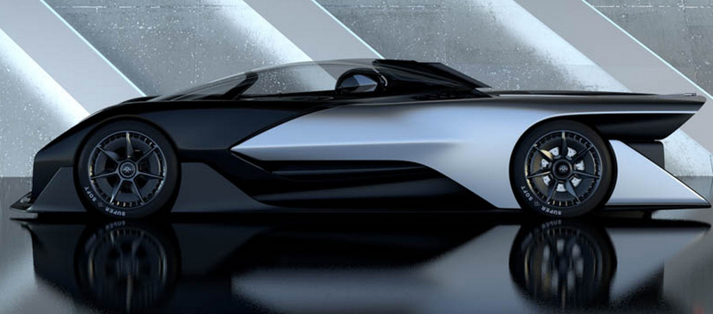 Faraday Future Revealed A 1000hp Car That Cannot Move