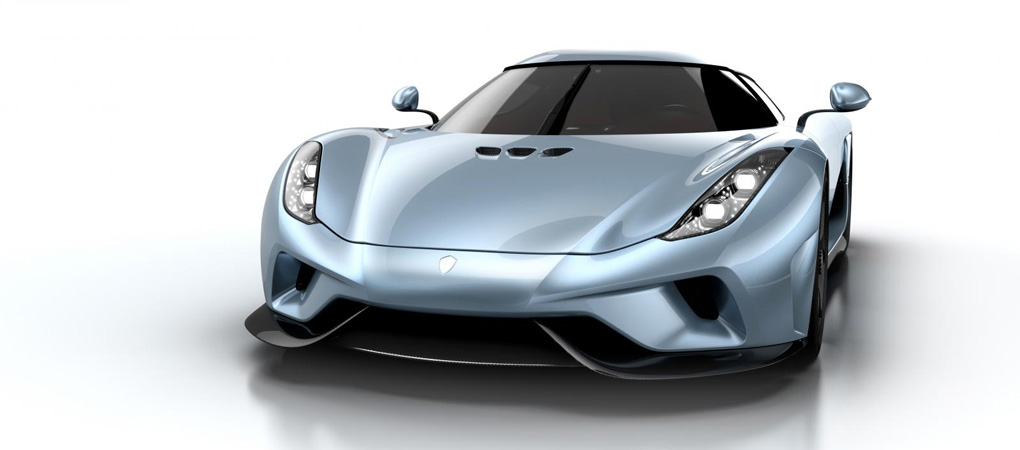 1500hp Koenigsegg Regera On The Streets For The First Time
