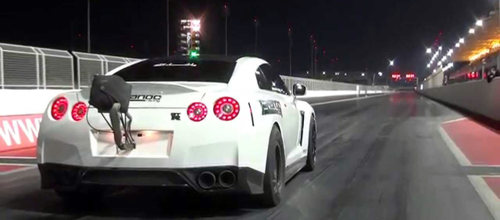 We Have The New Fastest Nissan GT-R In The World And It Is A Godzilla In The Purest Sense