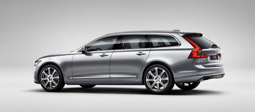Volvo V90 As The Best Wagon Of Today