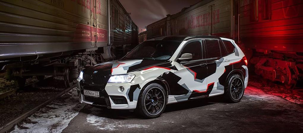This BMW X3 Is As Fast As A Supercar But Is Street Legal And A Diesel