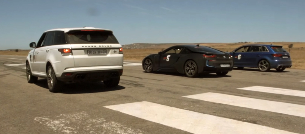 Drag Racing Of Today: Hybrid, Hot-Hatch and An SUV