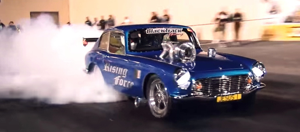 This Honda S600 Is The Most Awesome Japanese Small Dragster Ever