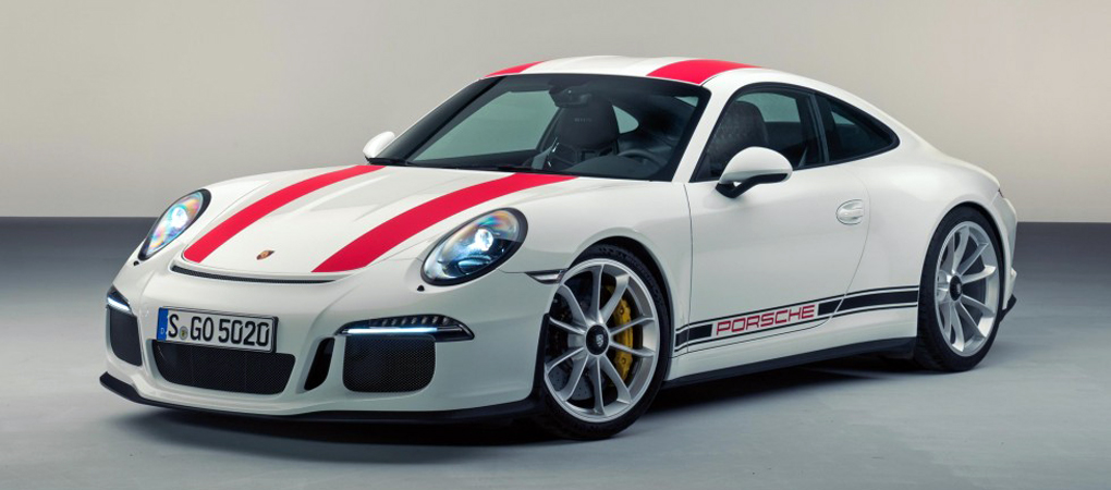 Porsche 911 R Is The Purest Car Enthusiast Car Since Ever