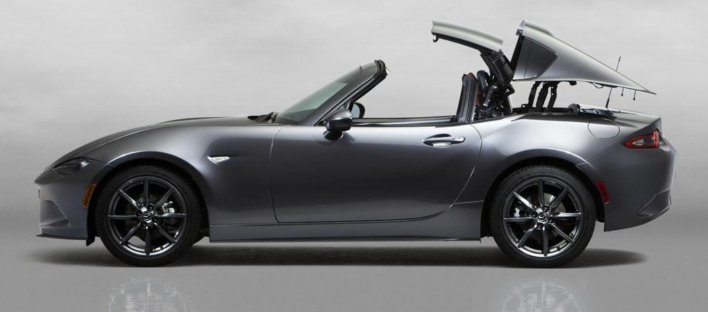 Mazda MX-5 RF Is The Hardtop Miata We Have Always Wanted