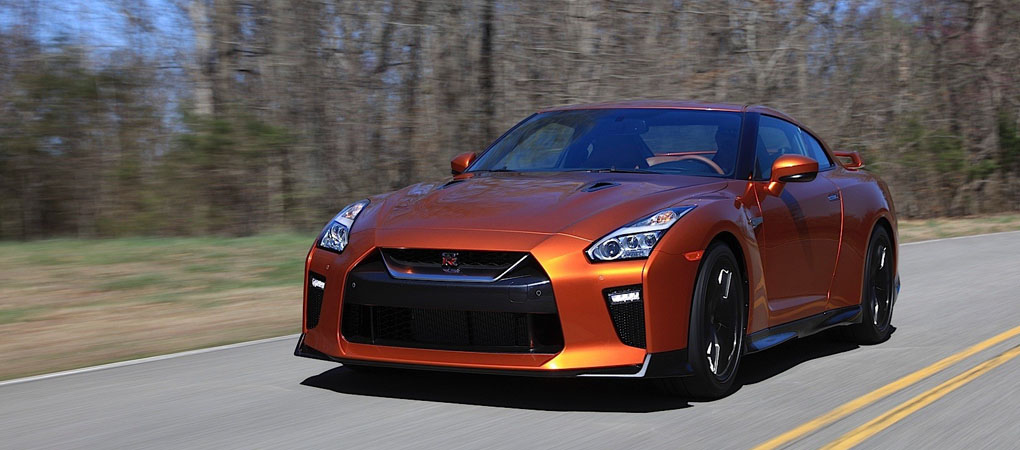 New And The Latest 2017 Nissan GT-R R35 Is Out And It Is More Powerful Than Ever