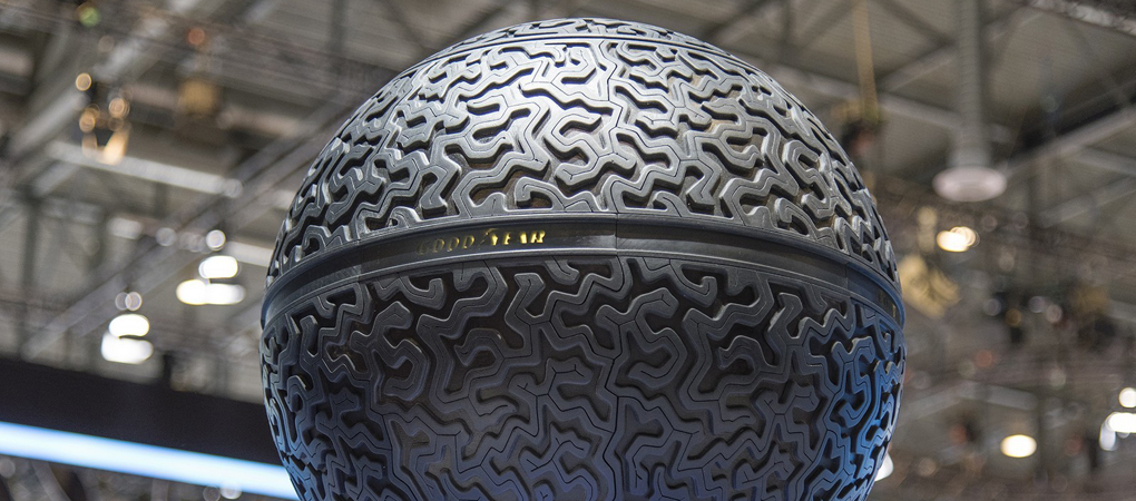 Fascinating Goodyear 360 Degree Tire Would Rewrite The Rules Of Cars If They Decide To Produce It