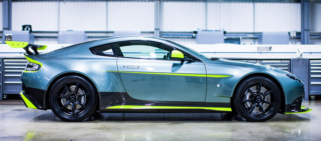Exciting Aston Martin Vantage GT8 Is The Definition Of A Driver's Dream Car