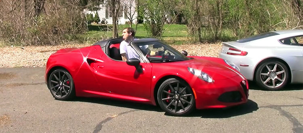 Fascinating Problems The Alfa Romeo 4C Greets Its Owners With