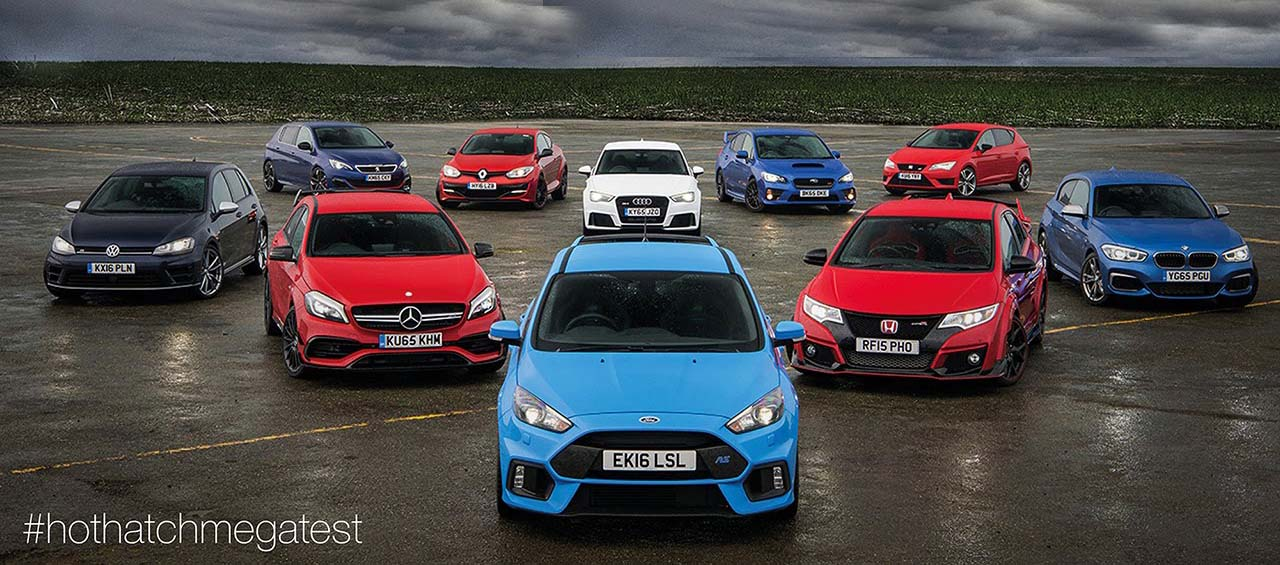 The Biggest Hot Hatch Review Ever Is Simply Epic