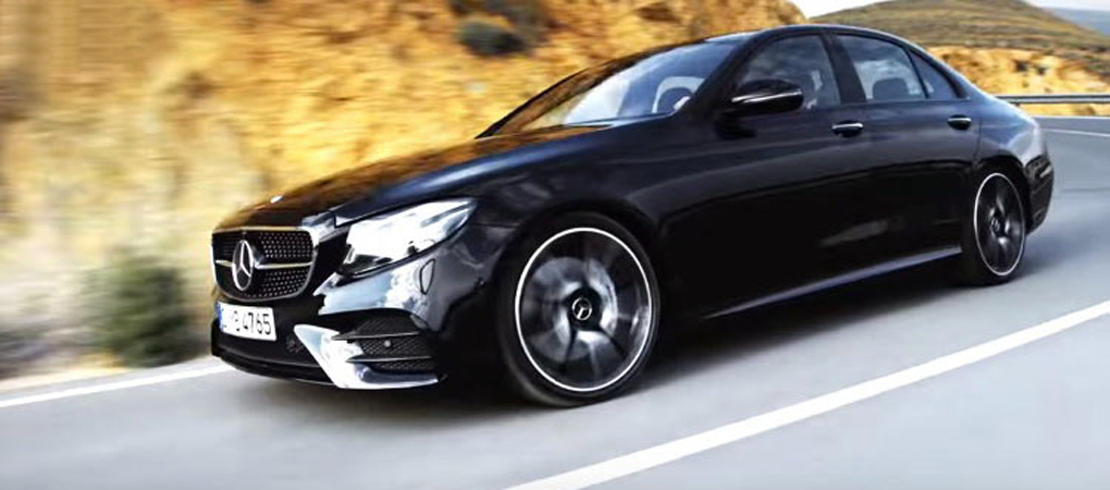 Fascinating Mercedes-AMG E43 Shows Up In A Video