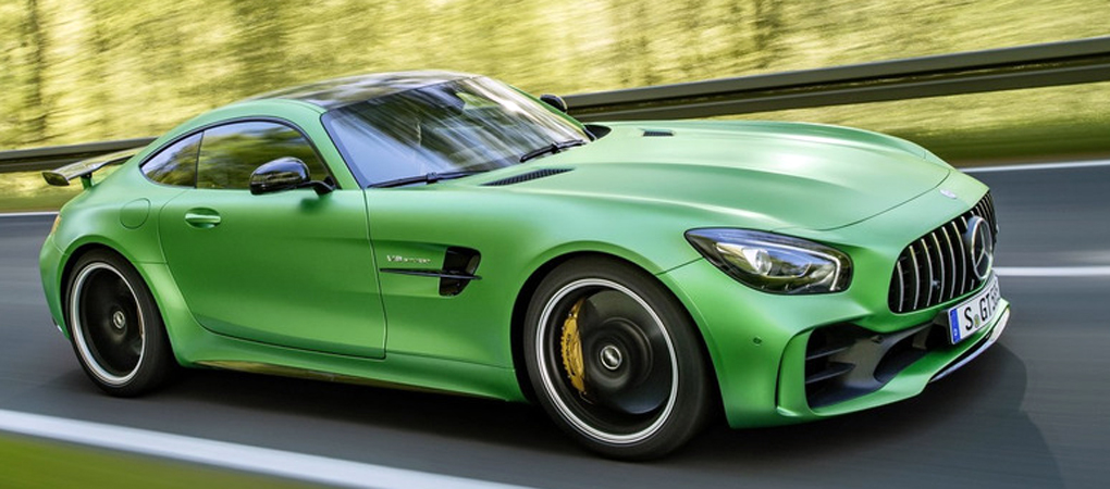 Mercedes-AMG GT R Revealed With This Astonishing Video