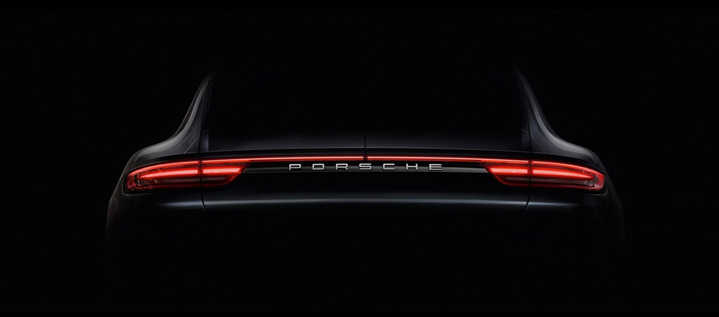 First 2017 Porsche Panamera Teaser Revealed And It Promises A Lot