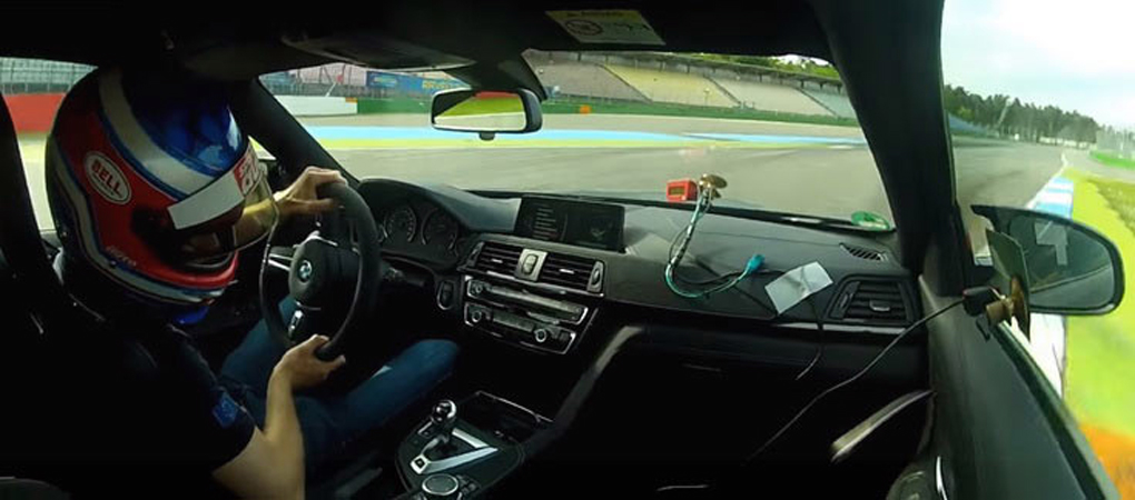 Exceptional BMW M4 GTS Goes Against Ludicrously Fast Porsche 911 GT3 RS