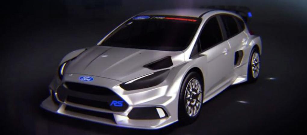 New Ken Block Focus RS RX Is A Badass Machine Reaching 62 In 2 Seconds