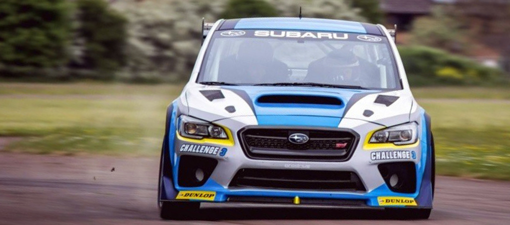 Subaru WRX STI Just Demolished Its Own Record At The Isle Of Man