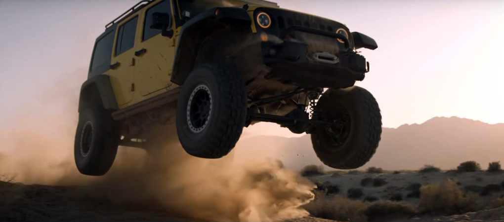 Pennzoil Joyride Takes Us To The Baja Desert In Mexico For Ultimate Jeep Wrangler Shenanigans
