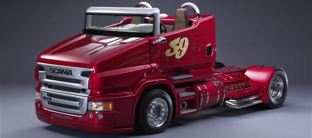 This Truck Has A 1.000hp V8, It Does Not Have Roof And It Is Faster Than A Porsche
