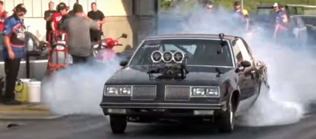 This Oldsmobile With 1.650hp Is Far More Insane Than You Could Ever Imagine