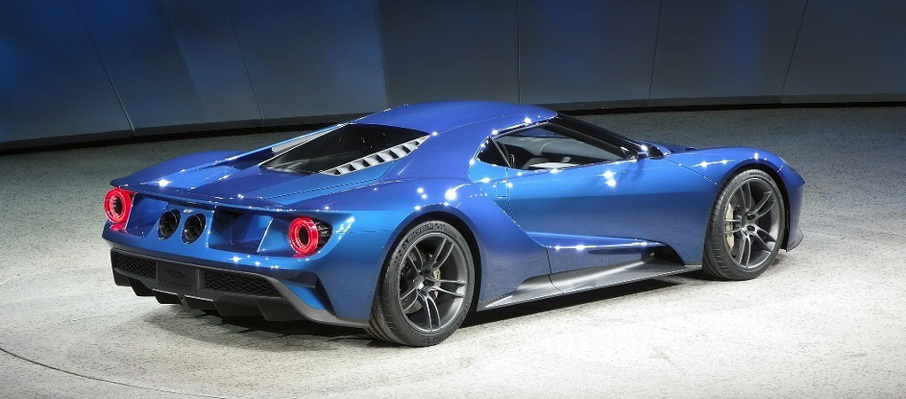 Ford GT In Wind Tunnel Is The Best Automotive Pornography You Can Imagine