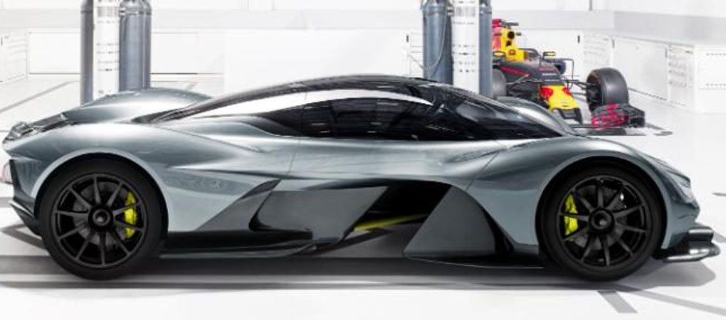This Is Aston Martin's And Red Bull's Hypercar And It May Be The Best Ever