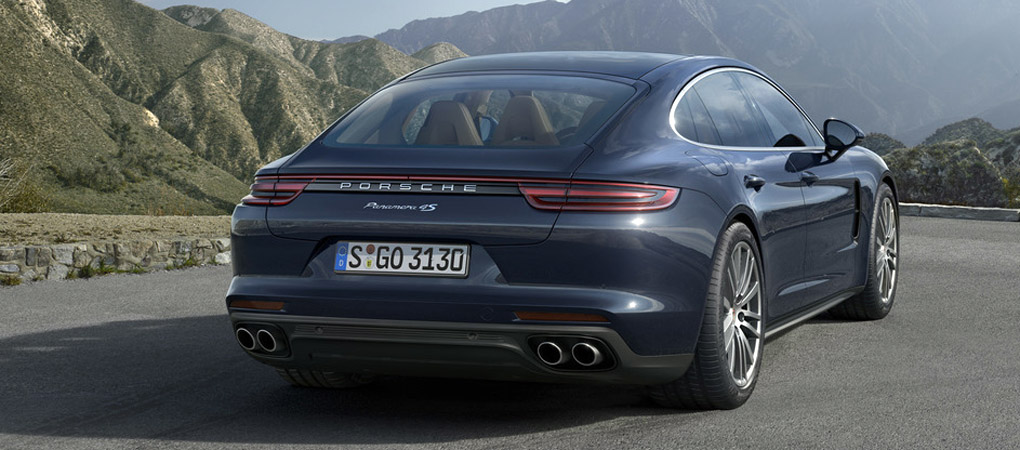 This Is What It Takes To Design The 2017 Porsche Panamera