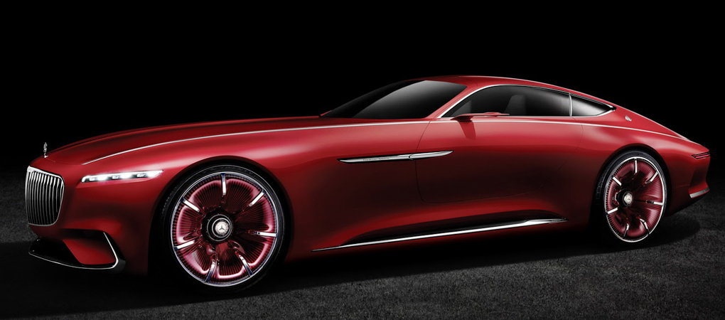 Mercedes-Maybach 6 May Be The Most Amazing Car This Year