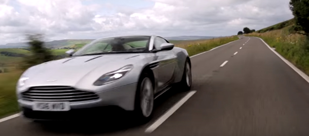 First Aston Martin DB11 Reviews Are In And This Is It