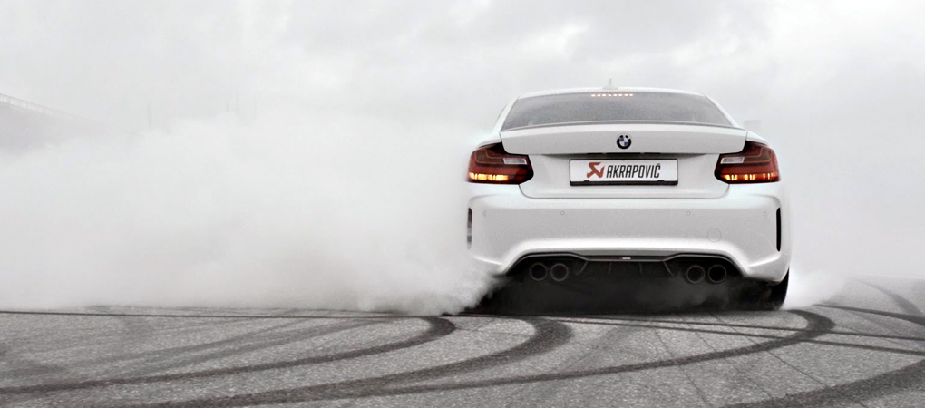 BMW M2 With Akrapovic Exhaust Is Perfect For Making An Exceptional Video