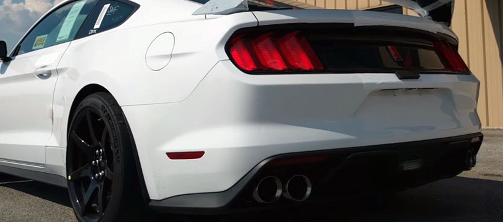 Shelby GT350R Has Short Gearing And We Are Revealing Its Rather Low Top Speed