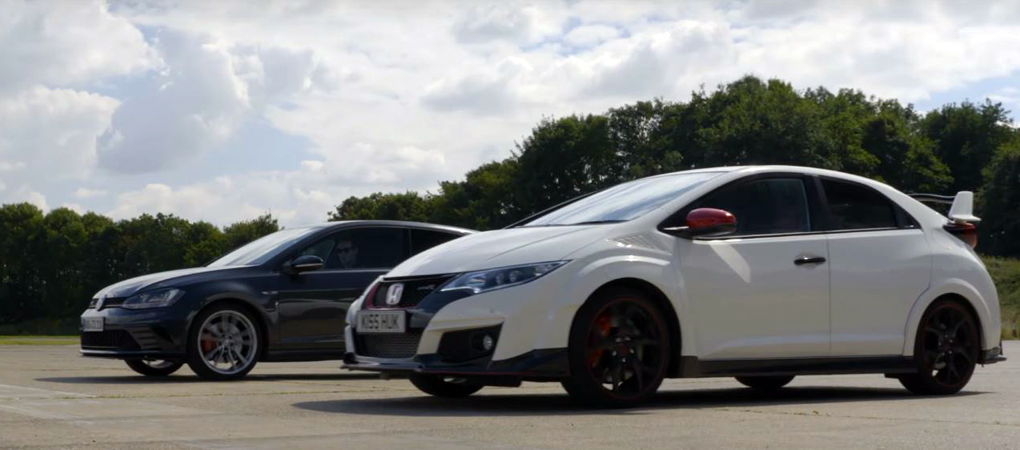 Exceptional Type R Drag Race GTI Clubsport S With Surprising Results