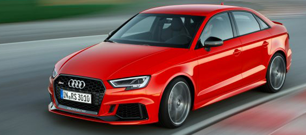 Audi RS3 Sedan As The Most Perfect Compact Car Of All Time?