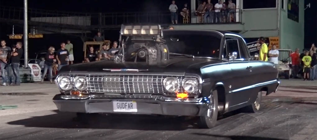 Scariest '63 Chevy Impala You Will Ever See